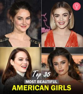 Top 35 Most Beautiful American Girls