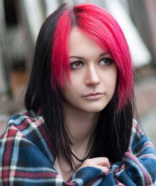 Top-50-Emo-Hairstyles-For-Girls21