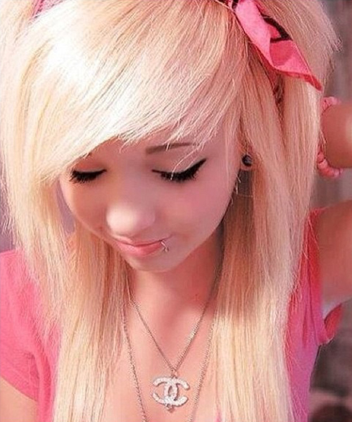 Outstanding Top 50 Emo Hairstyles For Girls Short Hairstyles Gunalazisus