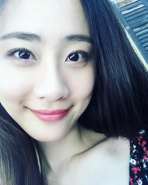 Wang Jingyao - Good-Looking Chinese Girl