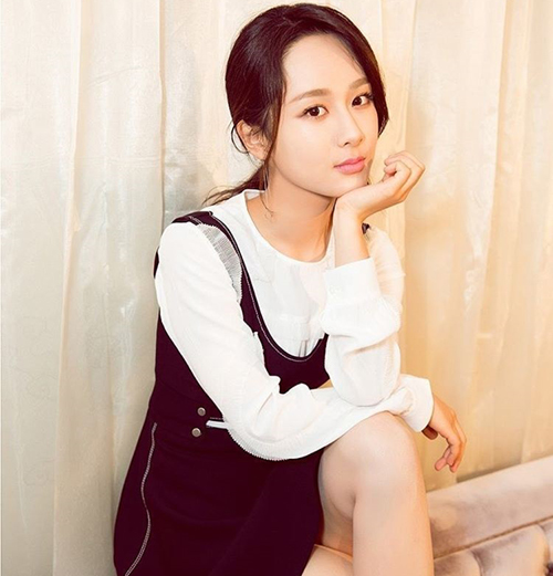 Yang Zi - Attractive Chinese Girl
