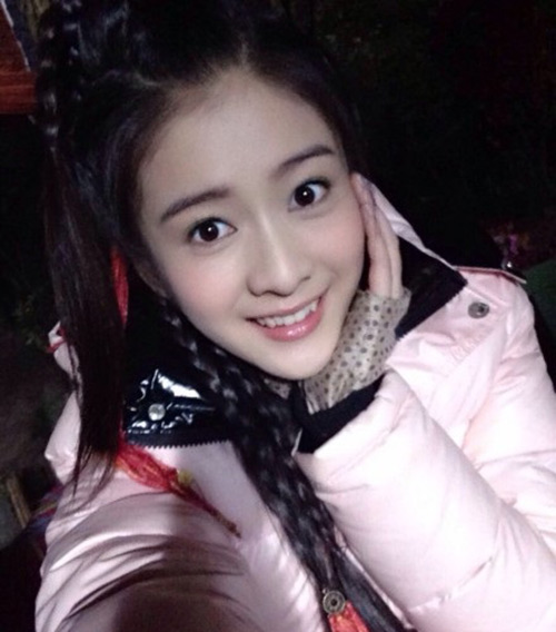 Zhang Xueying - Most Beautiful Chinese Girl