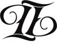 Zodiac sign ambigram