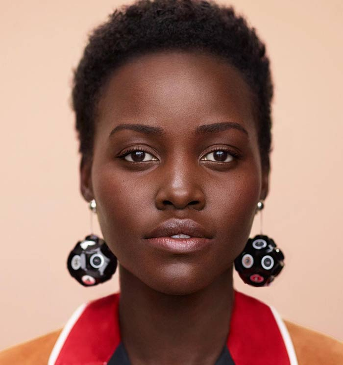 Lupita N'yongo - Beautiful African Women No. 1