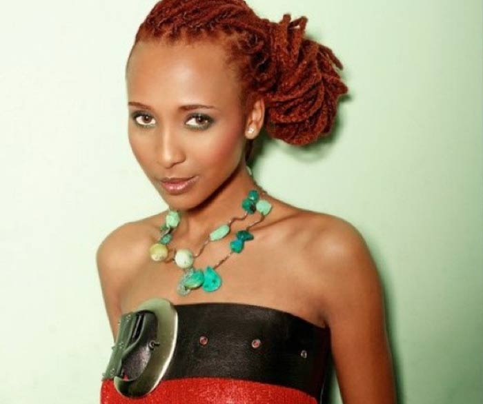 Miriam Chemmoss - Beautiful African Women No. 19