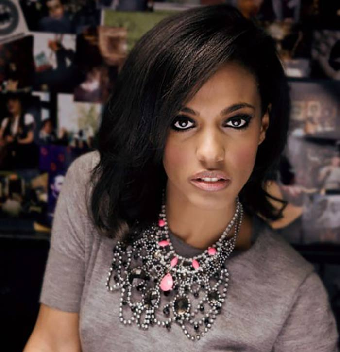 Freema Agyeman - Beautiful African Women No. 3