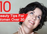 beauty tips for women over