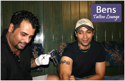 ben tattoo lounge