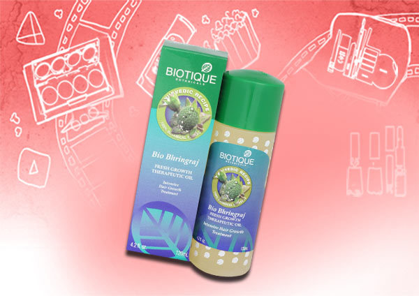 bio bhringraj fresh growth therapeutic oil