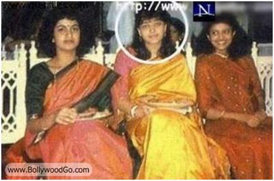 Aishwarya Rai Teenage Picture