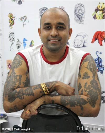 bramha tattoo studio