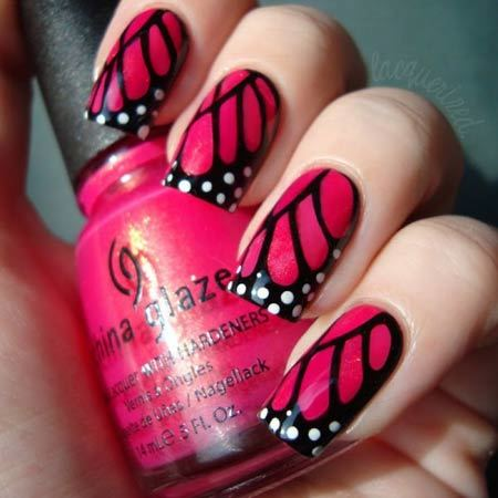 Erfly Nail Art Designs