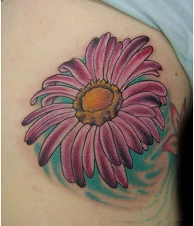 daisies tattoo designs