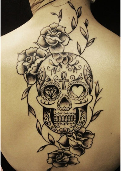 dark tattoo designs for women