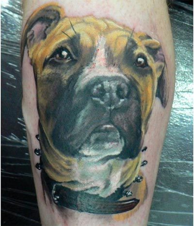 dog tattoo ideas