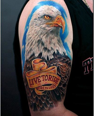 eagle eye tattoo