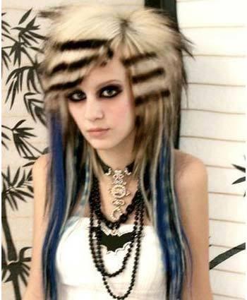 Tremendous Emo Hairstyles Short Hairstyles Gunalazisus