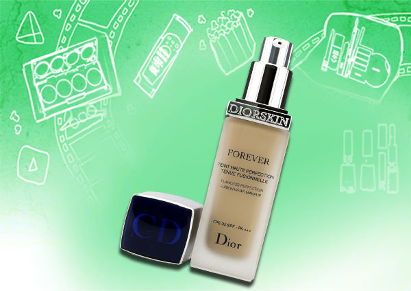 Christian Dior Diorskin Forever Flawless Perfection Fusion Wear: