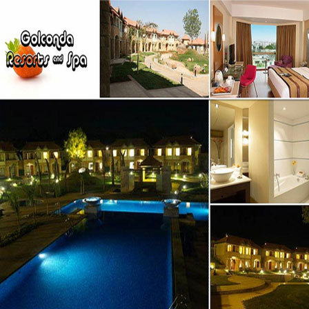 golkonda resorts and spa hyderabad