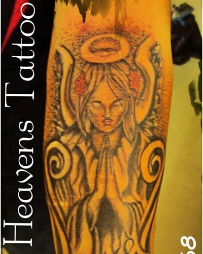 heavens tattoo studio