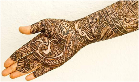 Mehndi Drawing Pictures : Beautiful mehndi designs and patterns to try random talks