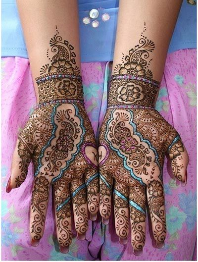 henna mehndi designs hands