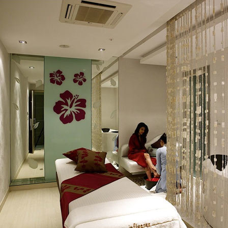 influence spa chennai