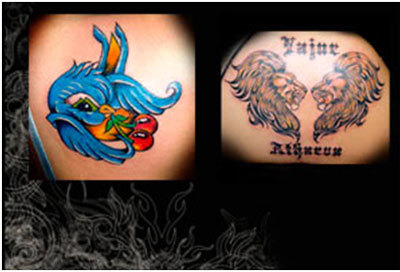 inkprik tattoo studio