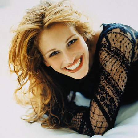 julia roberts beauty secrets