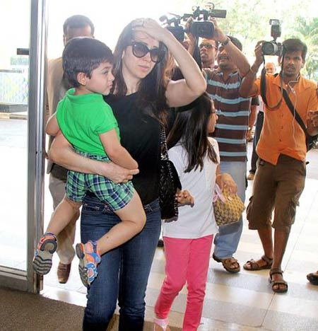 karishma kapoor daughter pics