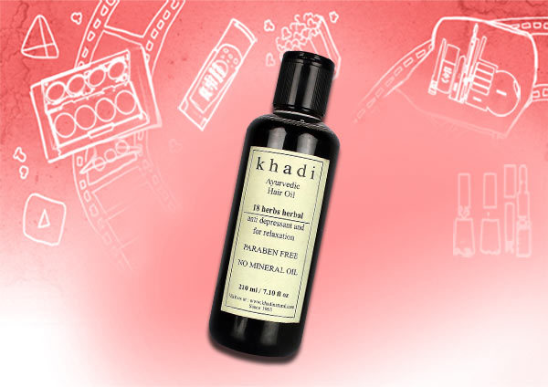 khadi amla hair oil ayurvedic