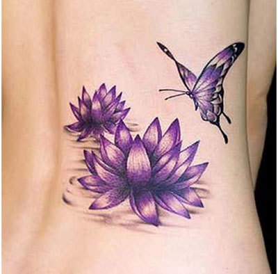 lotus tattoos designs