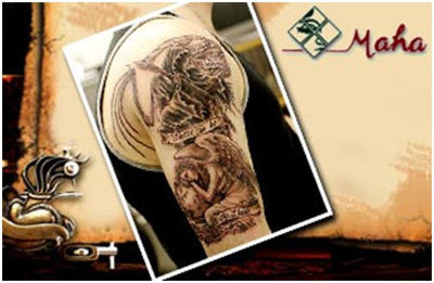 maha tattoo studio