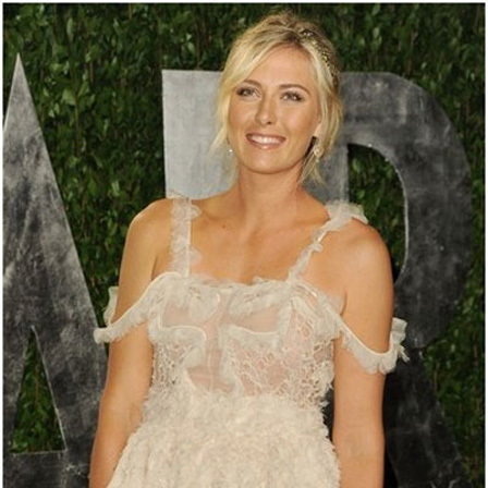 Maria Sharapova - Beautiful Russian Girl