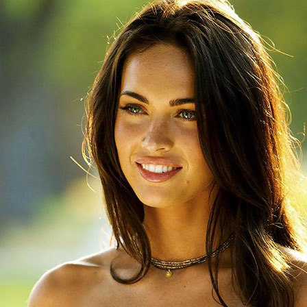megan fox beauty tips