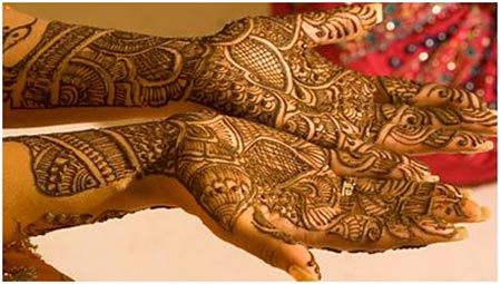 Mehndi Design For Bridal Collection : Bridal mehndi designs collection for women she e magazine