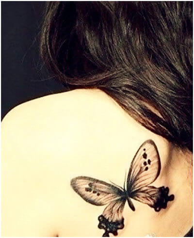ab98c7d649eac simple butterfly tattoo. Pinit. Some butterfly designs ...