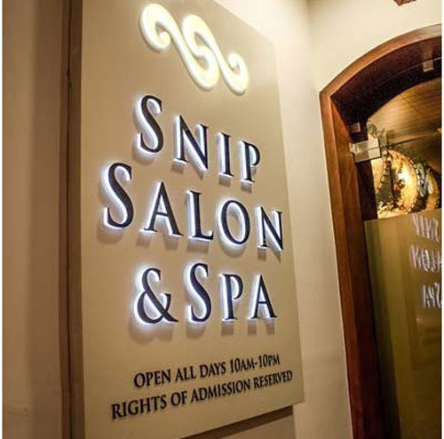 snip salon and spa mumbai
