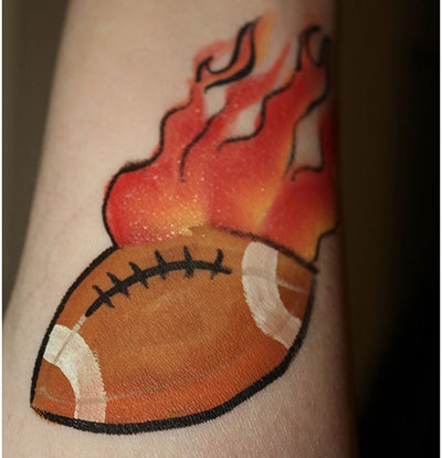 sports tattoo designs