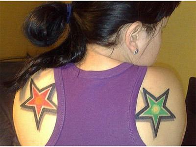 Star Maori Tattoo