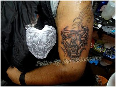 tattoos by dev