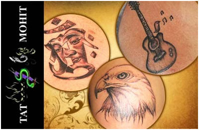 tattoos by mohit