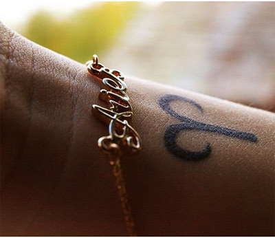 the aries symbol
