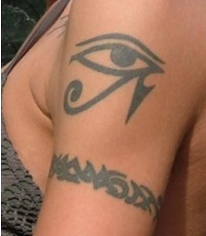 the udjat eye