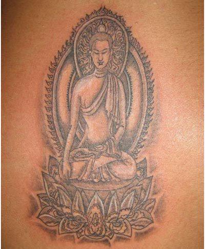 whole Buddha figure