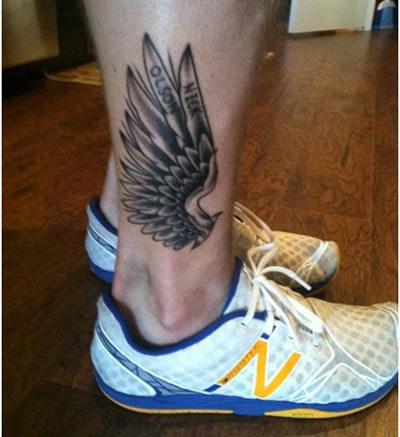wings tattoo designs