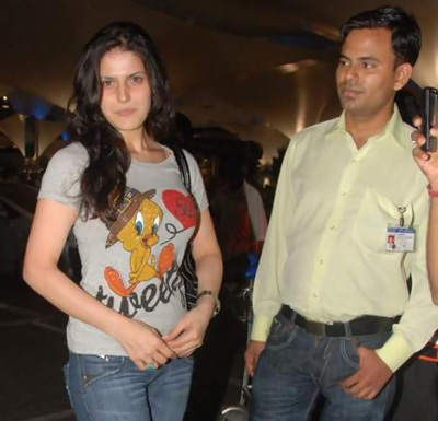 zarine khan casuals