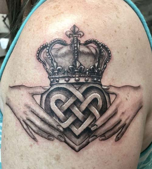 1. Celtic Heart Tattoos