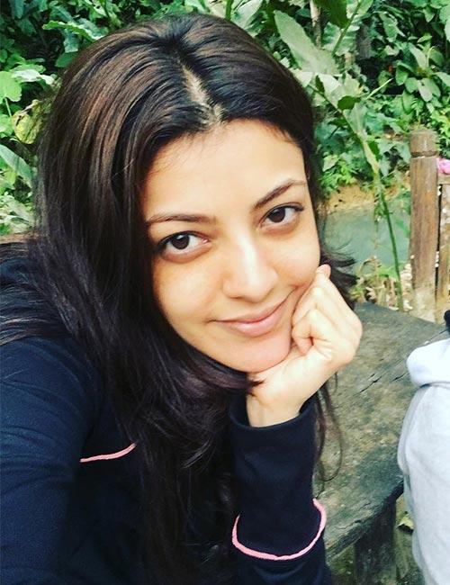 Natural Beauty - Kajal Agarwal without Makeup