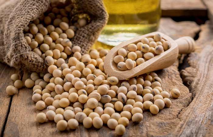 Food Rich In Phosphorus - Soybeans